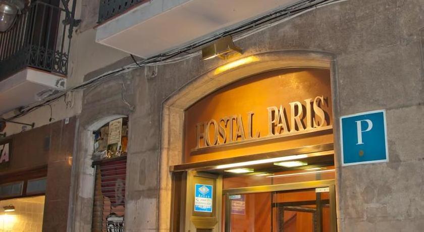 Hostal Paris