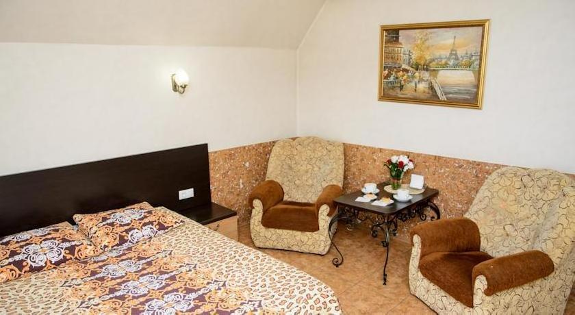 Tolstogo City Отель