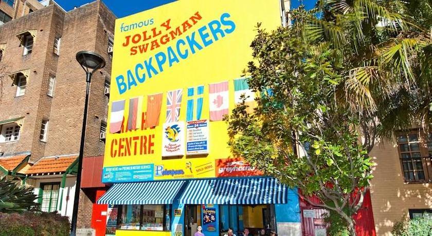 The Jolly Swagman Backpackers Hostel Sydney