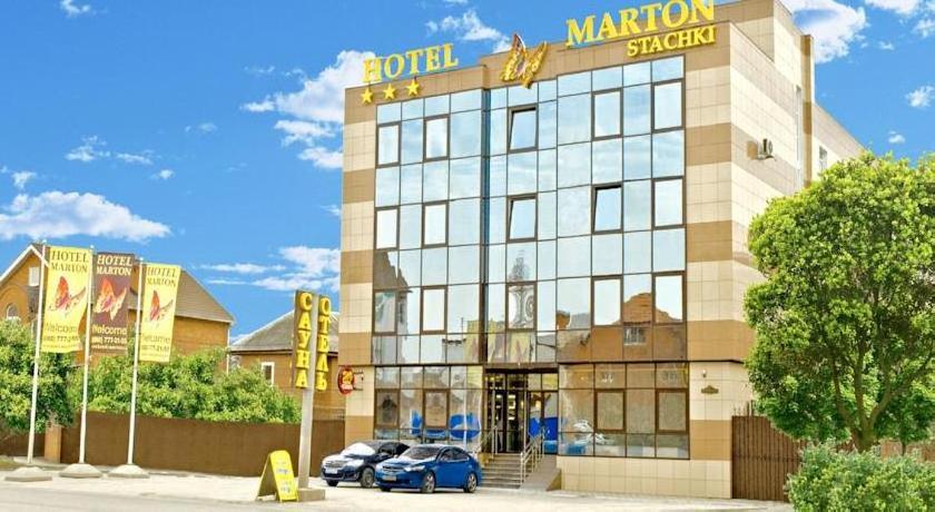 Гостиница Мартон
