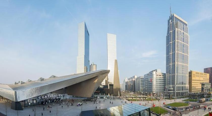 The Manhattan Hotel Rotterdam