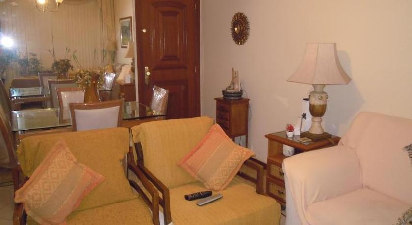Apartamento Tranquilidade Em Copacabana