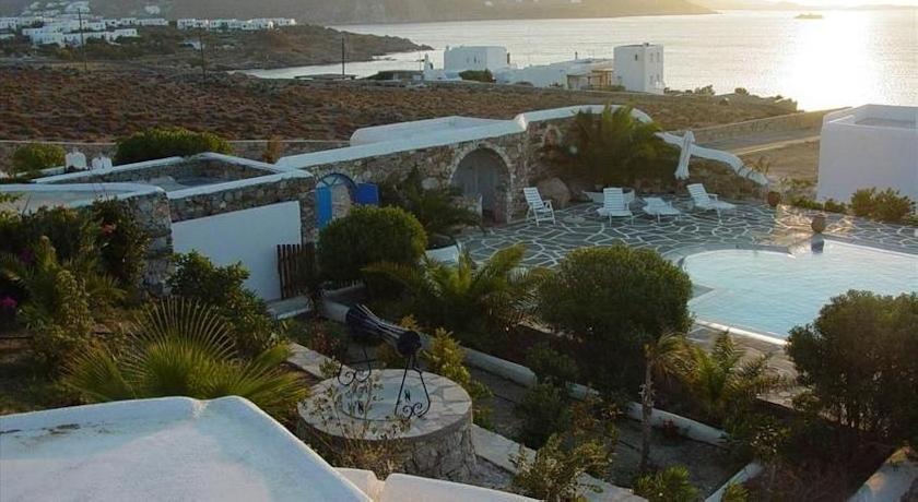 Villa Glyfadi Mykonos