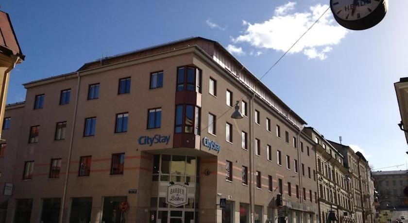 Uppsala City Stay Hotel
