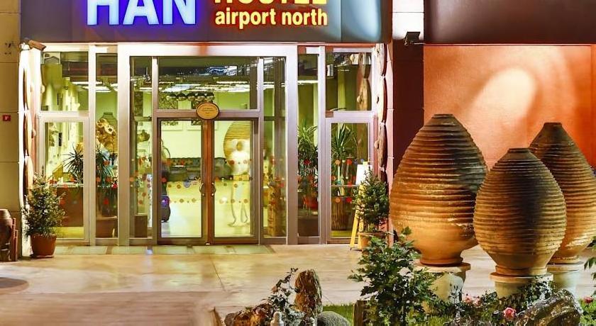 Han Hostel Airport North