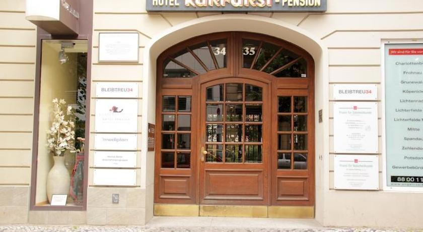 Hotel Kurfürst am Kurfürstendamm