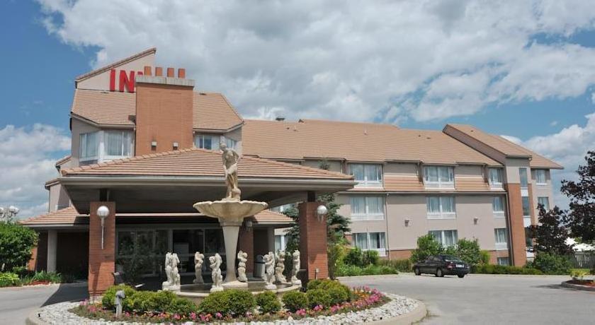 Monte Carlo Inn Oakville Road East