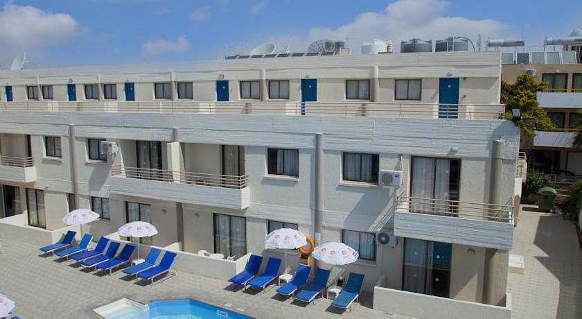 Paloma Hotel Apartments