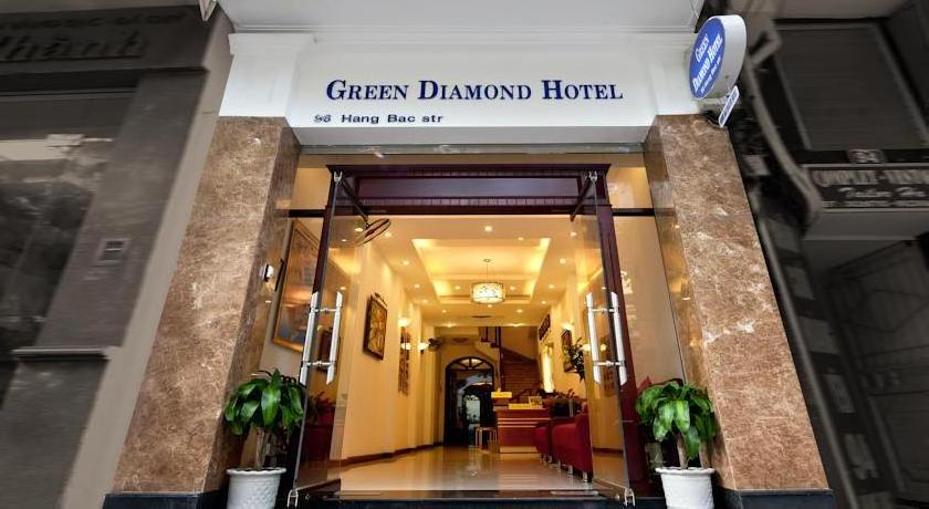 Green Diamond Hotel