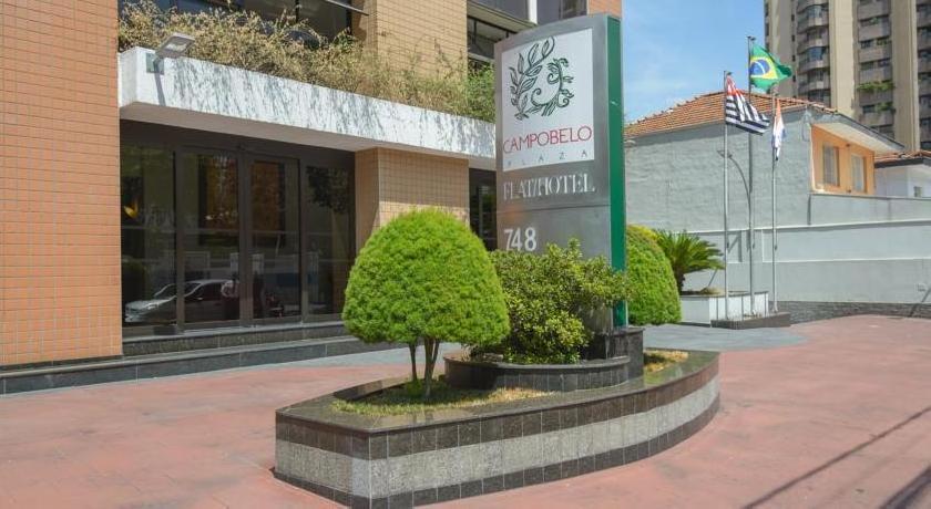 InterCity Campobelo Plaza Hotel