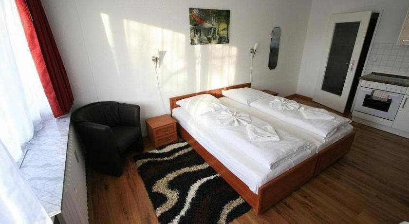 Apartmenthaus Berlin-Holiday