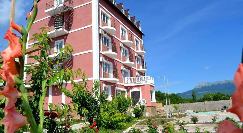 Гостиница Лилия
