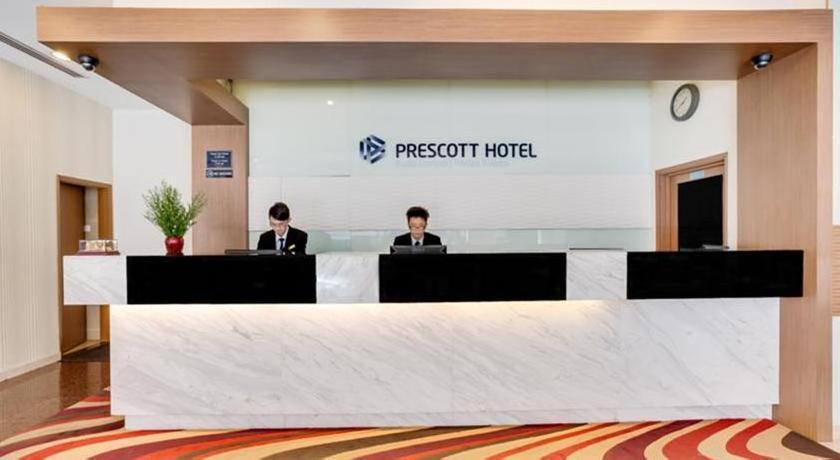 Prescott Hotel Kuala Lumpur Medan Tuanku
