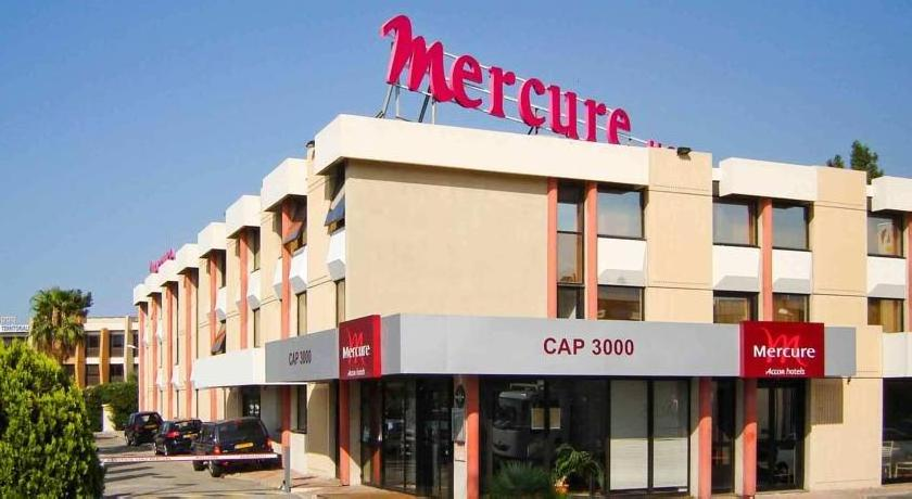 Mercure Nice Cap 3000 Aéroport