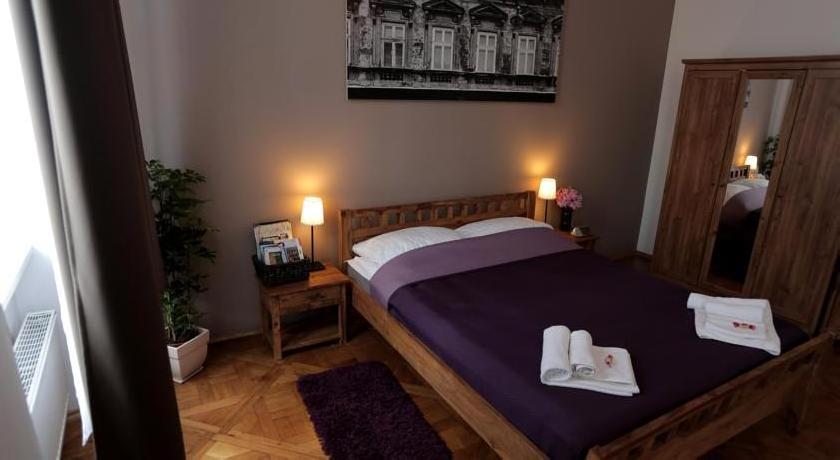 Sleeping In Krakow Apartments