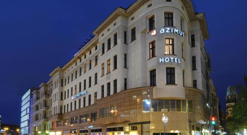 AZIMUT Hotel Berlin Kurfürstendamm
