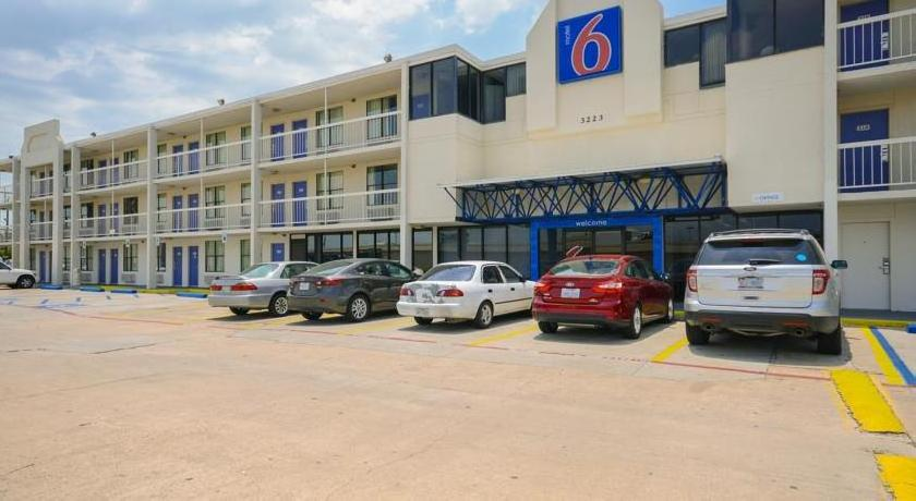 Motel 6 Houston Reliant Park