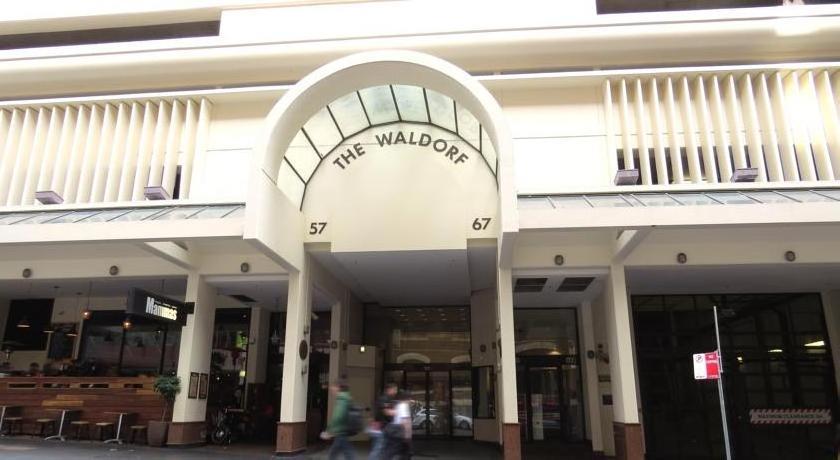 Sydney Waldorf Apartment Hotel