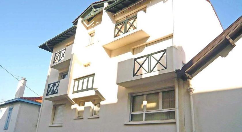 Apartment Residence Irrintzina Biarritz