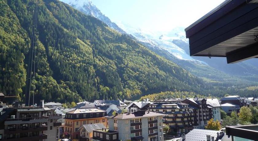 Apartment Aiguille du Midi II Chamonix Mont Blanc