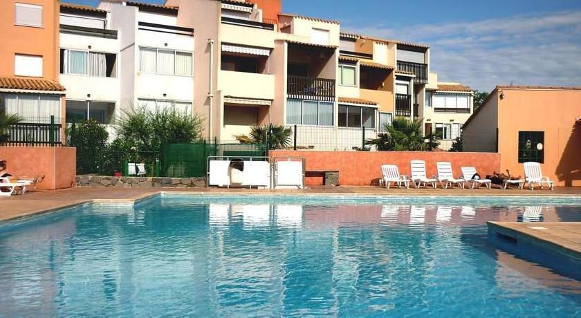Apartment Ambassades du Soleil I Le Cap d'Agde