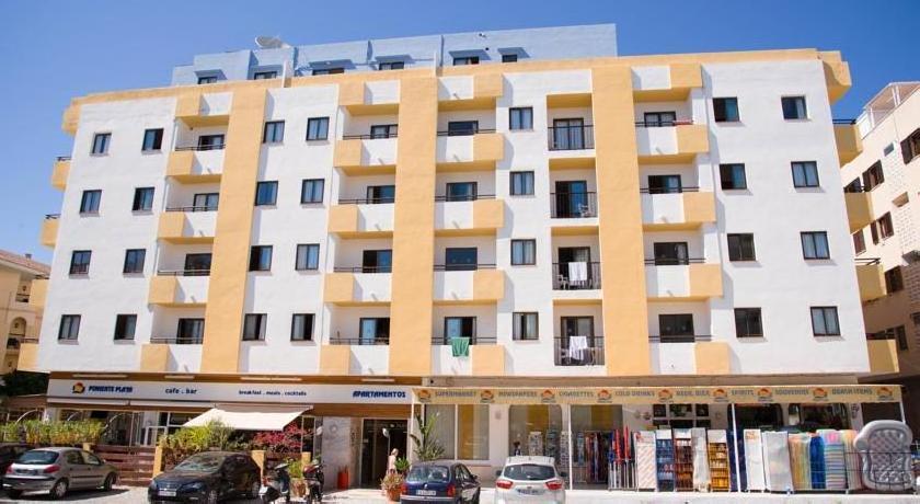 Apartamentos Poniente Playa