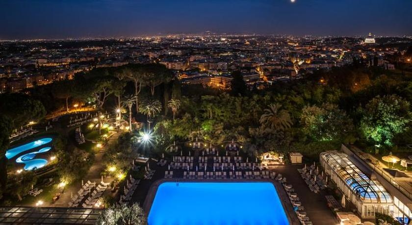 Rome Cavalieri, Waldorf Astoria Hotels and Resorts