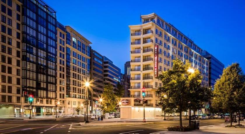 Residence Inn Washington, DC/ Downtown