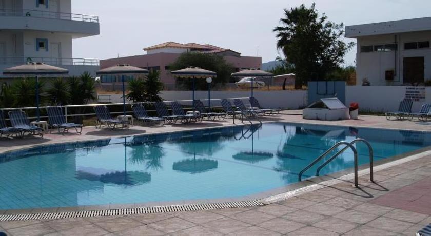 Lagonas Beach Hotel Apartments