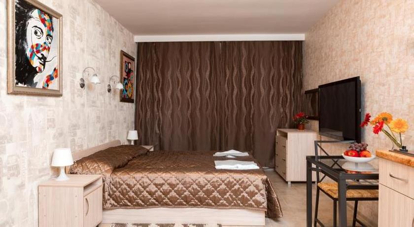 Отель Знаменская