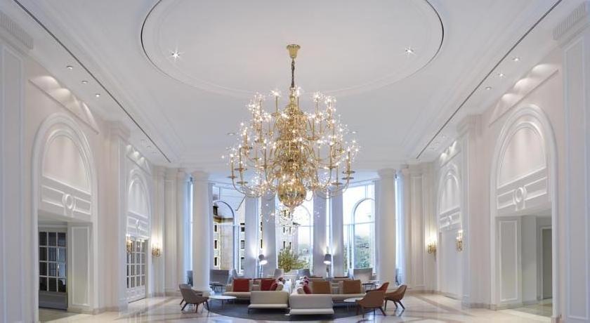 Hotel Le Meridien Brussels