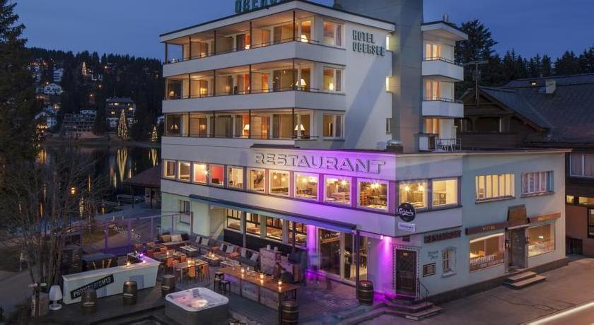 Provisorium13 - Hotel Obersee