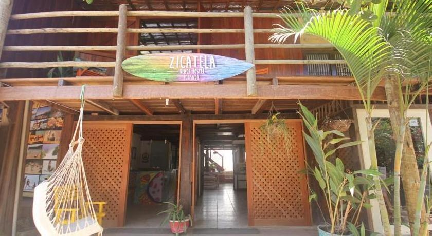 Zicatela Hostel & Surfcamp
