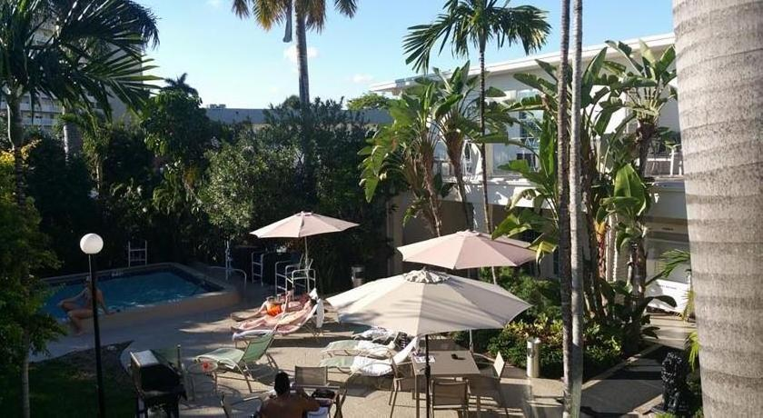 Grand Palm Plaza (Gay Male Clothing Optional Resort)