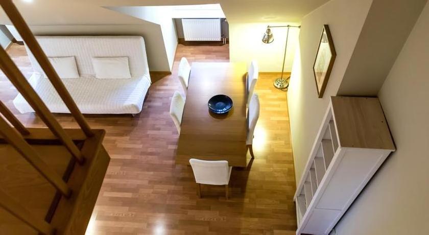 Jourdan Halldis Apartment