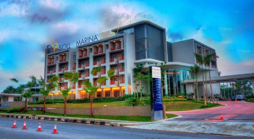 Aston Soll Marina Hotel & Conference Center - Bangka