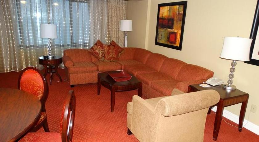 Suites at Jockey Club