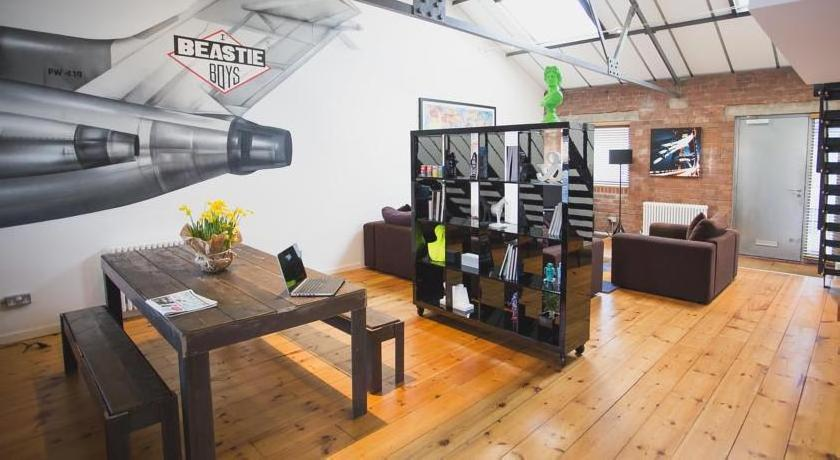 Loft at Paintworks