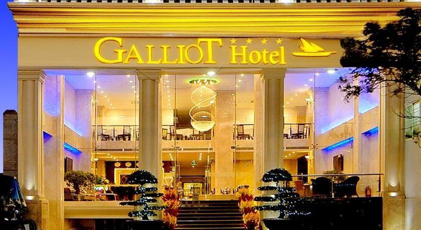Galliot Hotel