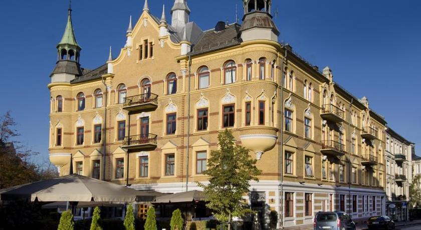 Frogner House Hotel Norum