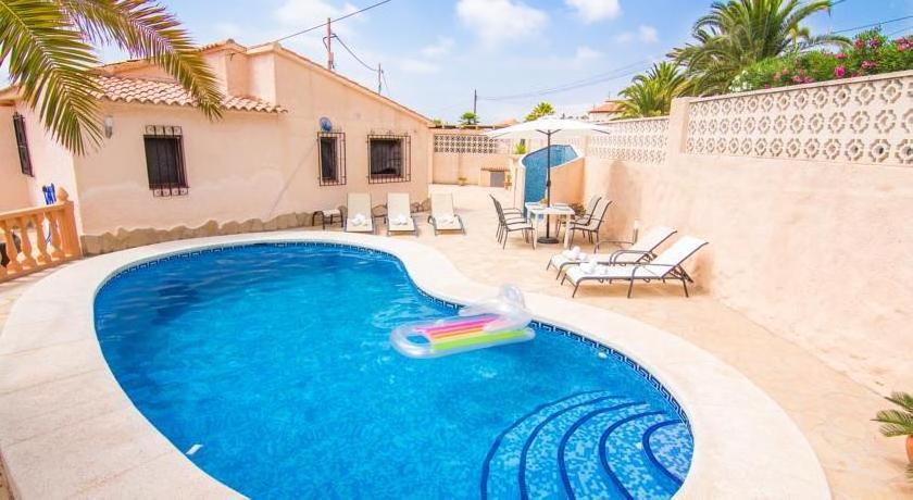 Holiday Villa Felicidad