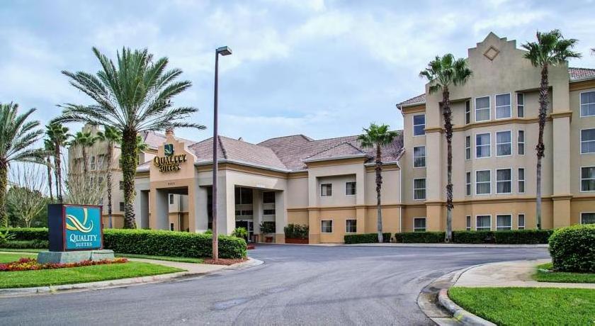 Quality Suites Lake Buena Vista near Walt Disney World