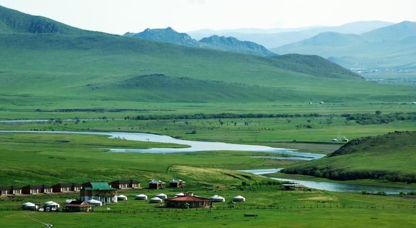 Steppe Nomads Eco Resort