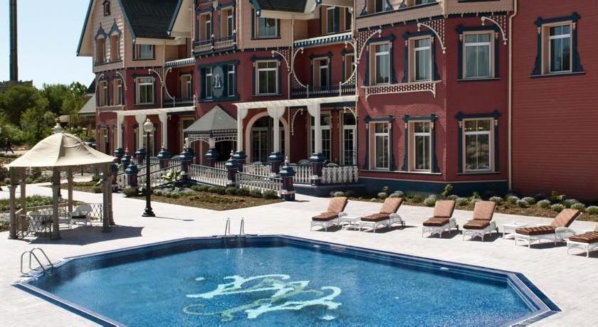 PortAventura® Lucy's Mansion