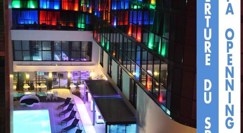 Holiday Inn Dijon - Centre Toison d'Or