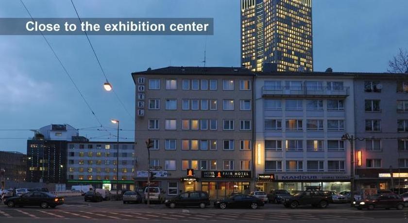 Fair Hotel Frankfurt - An der Messe