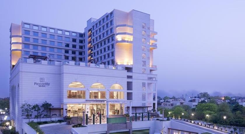 Piccadily Hotel New Delhi