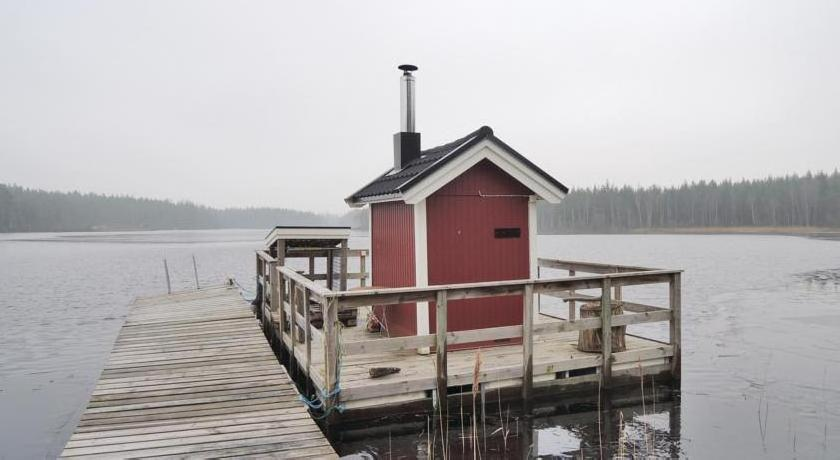 Holiday home Jönsamåla Sjödalen Ryd