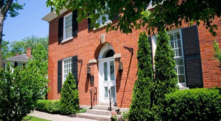 Post House Inn, Circa 1835