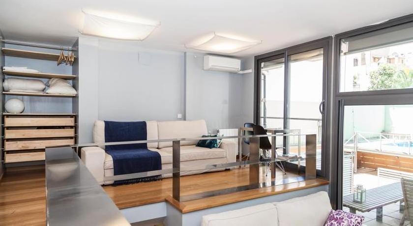 Gràcia area apartments - Bohemian area